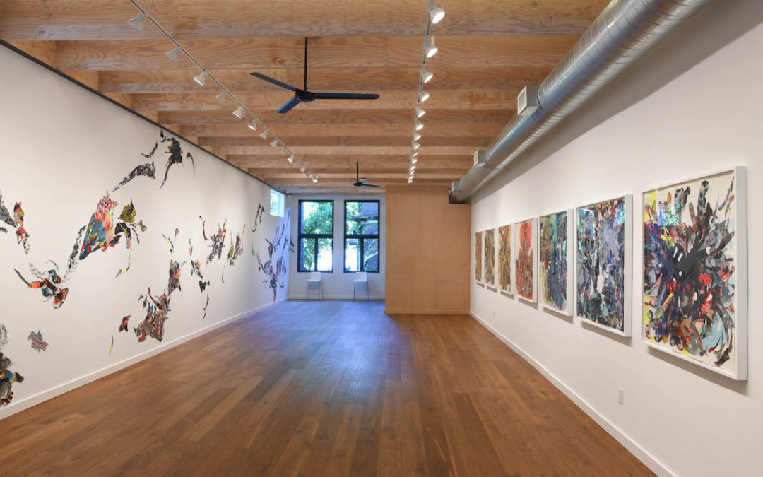August events during Anne Austin Pearce's Exhibition Sommerset